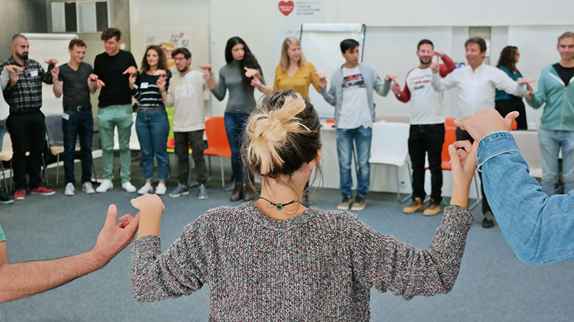 youth work youth seminar social inclusion
