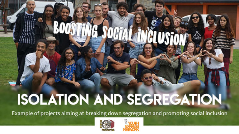 youth work isolation and segregation