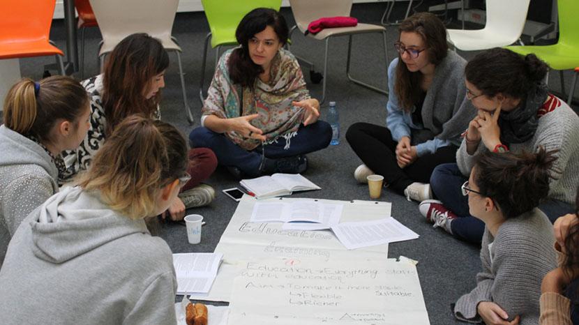 youth seminar social inclusion