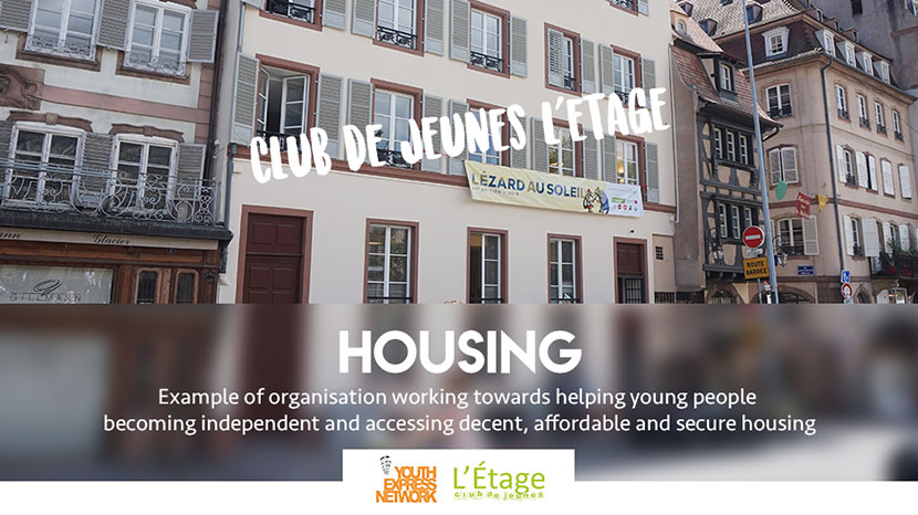 Housing in youth work