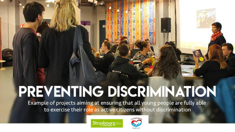 preventing discrimination youth work