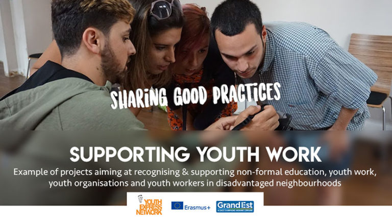 support youth work