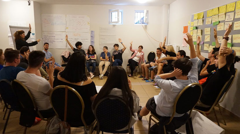 youth participation - planning an action