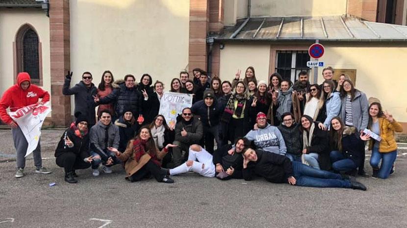 democracy builders european youth exchange